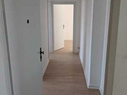 Frisch renovierte 3 Zimmerwohnung mit schöner Aussicht