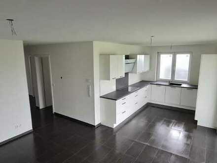 Erstbezug: attraktive 3-Zimmer-Wohnung mit Einbauküche und Balkon in Mahlberg