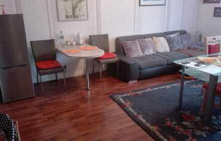 günstige 2-Zimmer-Wohnung mit Einbauküche in Baden-Baden am Augustaplatz