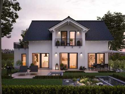 KFW 55 Einfamilienhaus 140m² inkl. Grundstück