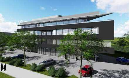 Modernes Bürogebäude - Neubau
