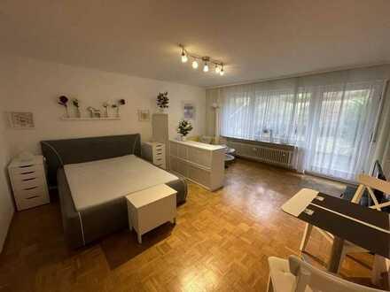 1 Zimmer Erdgeschosswohnung -  in ruhiger Lage von Stuttgart-Kaltental!