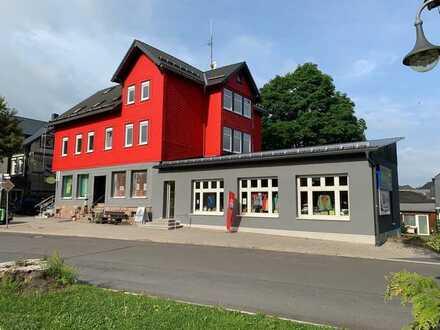 schöne Ladenflächen ehem. Cafe 50 m² in bester Lage in Oberhof
