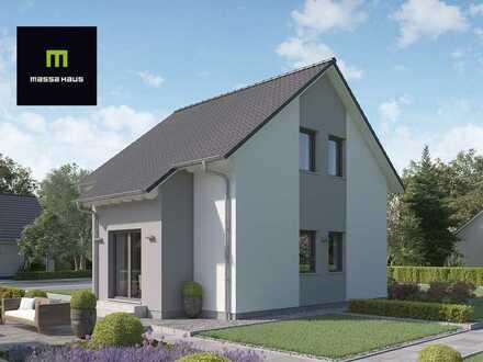 Das Traumhaus für die kleine Familie + KfW 55 Förderung & Aktionen nutzen