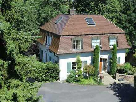 Wunderschöne Villa in außergewöhnlicher Lage