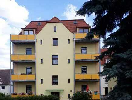 Wohnen im Dachgeschoss mit 2 Balkonen