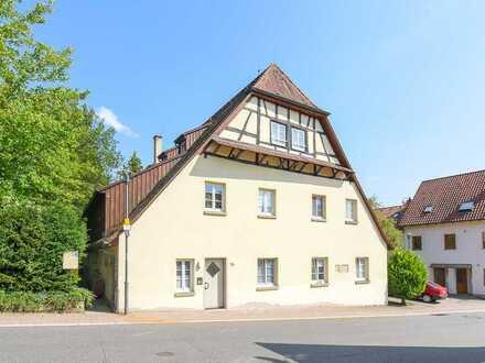 Provisionsfrei - helle 2-Zimmer-Wohnung in Mühlhausen