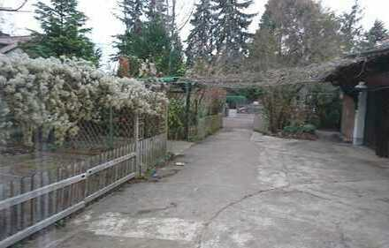 Baugrundstück , Ruhiglage, nahe U - Bhf. Mariendorf