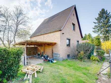 Wunderschönes Haus zur Miete für die Familie unmittelbar vom Spektesee