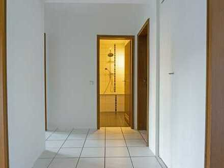 Helle und geräumige 3-Zimmer-Wohnung mit Balkon nahe Moers ERSTBEZUG NACH KOMPLETT-RENOVIERUNG