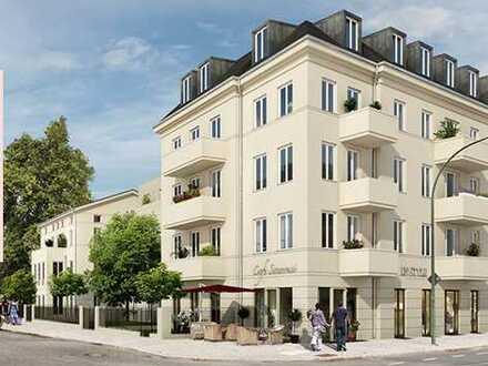 Traum-Neubau Wohnung mit Terrasse im Helene-Lange-Palais