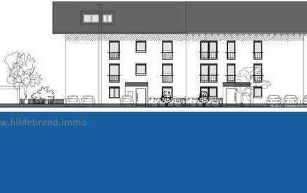 Exklusive 3-Zimmer Neubau-DG-Wohnung im Zentrum von Sonthofen
