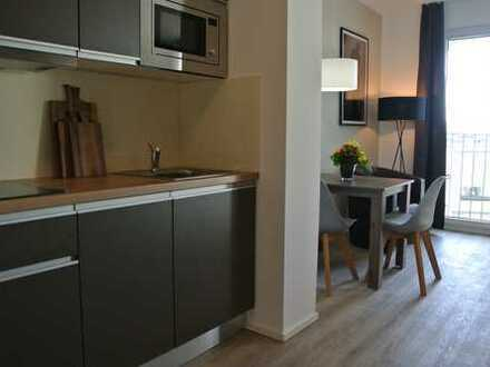 komplett ausgestattetes, möbliertes Business Appartement D42 - Neubau/Erstbezug