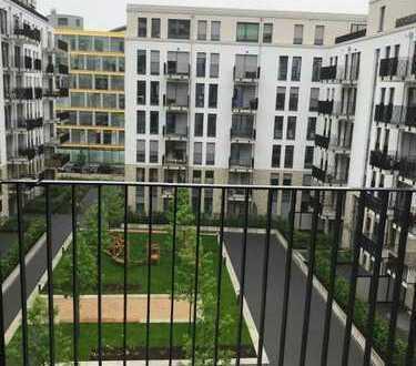 Attraktive 2-Zimmer-Wohnung mit Balkon und Einbauküche in Düsseldorf-Derendorf