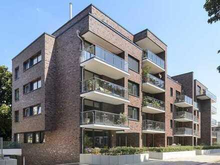 Stadtwerder-Kleine Weser, 134 m² Penthaus-Domizil