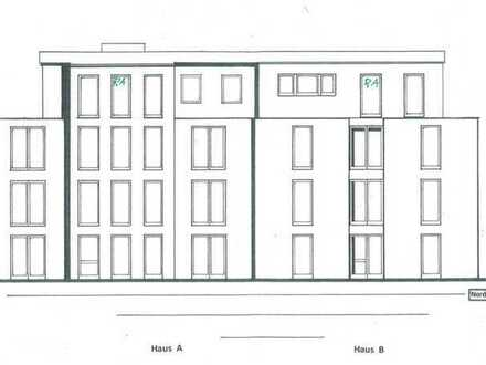 Erstbezug!! Neubau an der Peterstraße - 2 ZKB im 2. Obergeschoss - Haus B