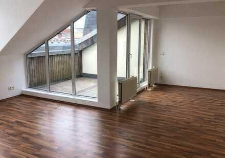 Gepflegte 2 Zimmer Wohnung mit Balkon