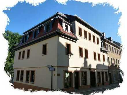 Großzügige 3-Raum-Wohnung im 2.OG mit Balkon in Waldenburg