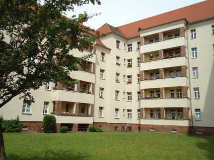 Preiswerte 2-Zimmerwohnung in Dresden-Mickten
