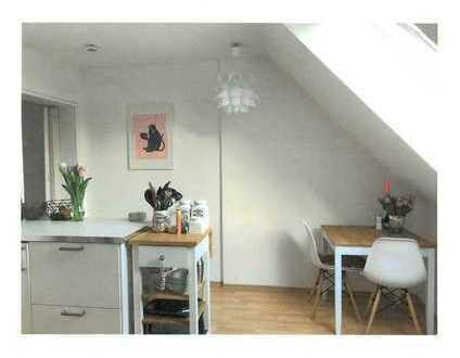 ruhige sonnige 2 Zi.-Wohnung in MA-Schwetzingerstadt, Augartenstraße