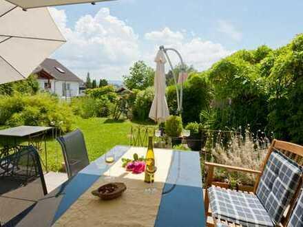 Eine echte Alternative zum Haus – Viel Platz und noch viel mehr Garten!