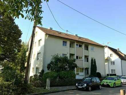 2-Zimmer-Dachgeschosswohnung