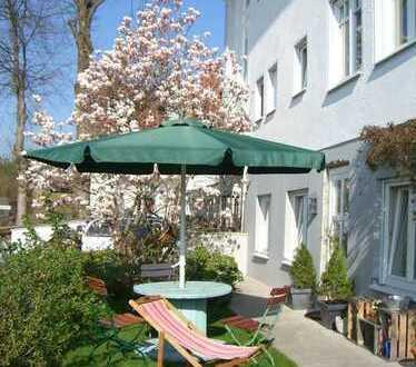 Attraktive 1-2-Zimmer Wohnung mit schöner Terrasse mitten in Seefeld! Ideal für 1-Personenhaushalt!