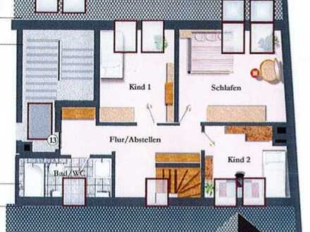 Viel Platz für die ganze Familie* Gäste-WC - Wanne und Dusche - Aufzug*