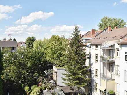 2 Zi.-DG-Wohnung in zentraler Lage in Karlsruhe, neu saniert