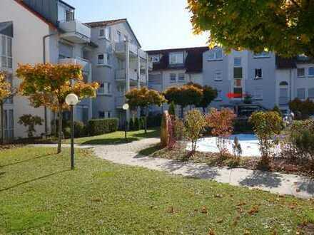 Schöne und zentrale 2 Zi. Wohnung in Böblingen als Kapitalanlage oder zur Eigennutzung