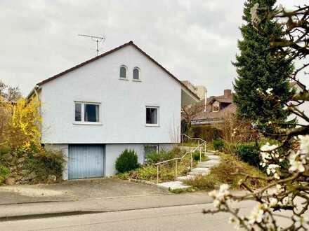 Seltene Gelegenheit! Einfamilienhaus in beliebter Wohnlage