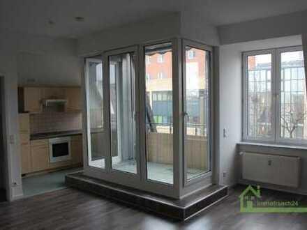 ++ Wohnfreundliche Dachwohnung mit Tageslichtbad - Einbauküche - Balkon ++ vermietet ++