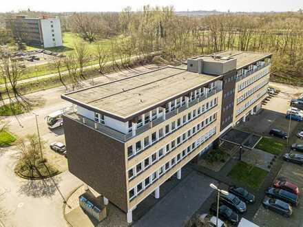 208 -1.730 m² Büroflächen  zahlreiche Stellplätze   RUHR REAL