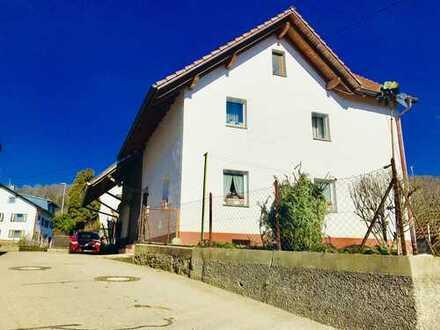 Schönes, geräumiges Haus mit vier Zimmern in Lörrach (Kreis), Hasel