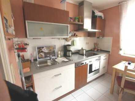 +++Wohnung mit Einbauküche und Balkon+++