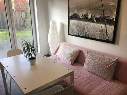 WG-Zimmer mit Garten - Neubau / uninah