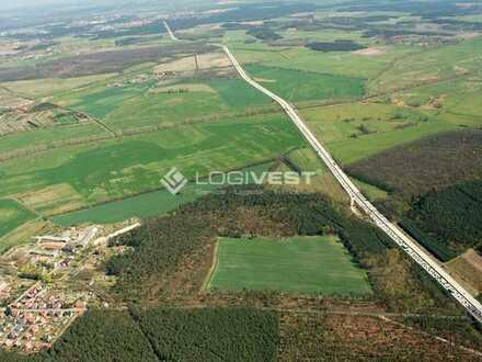 3 ha GI-Grundstück mit Erweiterungspotenzial