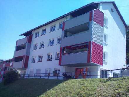 Schöne 2 Zimmer Wohnung im 2.OG mit EBK und Balkon in 78148 Gütenbach