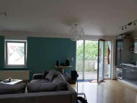 Ludwigshafen-Friesenheim, ruhige, zentral gelegene DG-Wohnung