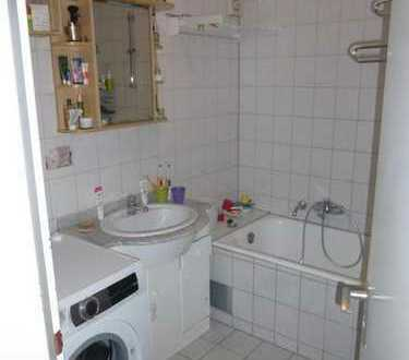 Ruhig gelegene 3-Zimmer-Wohnung mit Balkon und EBK in Darmstadt