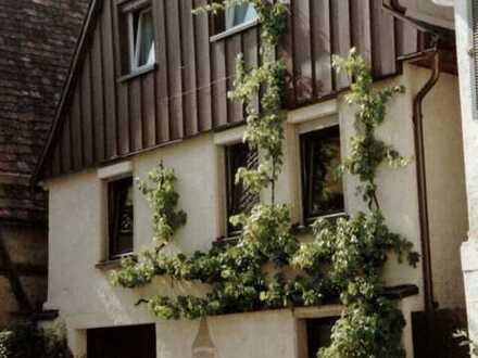 Altstadthaus in ruhiger Lage und Bahnhofsnähe
