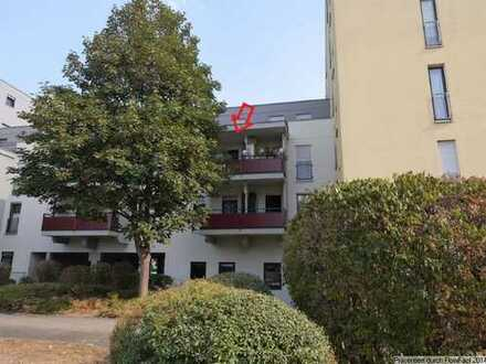 Helles und gut vermietetes Apartment in bester Lage, KA-Neureut