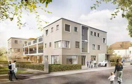 Neubau Gewerbeeinheit in Landsberg