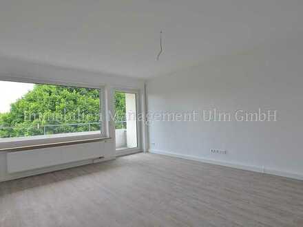 Sanierte 2-Zimmer Wohnung mit Balkon in Vöhringen zu vermieten!