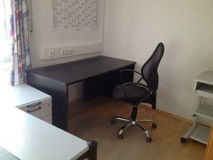 2-Zimmer-Wohnung- / Büro mit Balkon und EBK in Augsburg