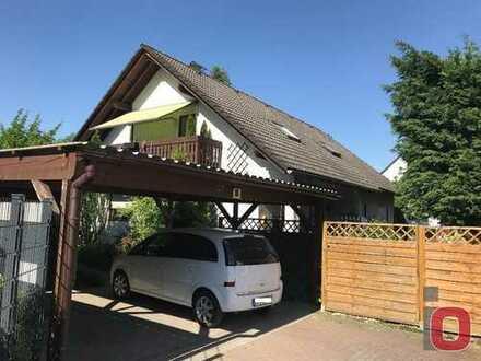 Wohnen in bester Lage - Freistehendes 2-Familienhaus in der Nord/Weststadt von Viernheim