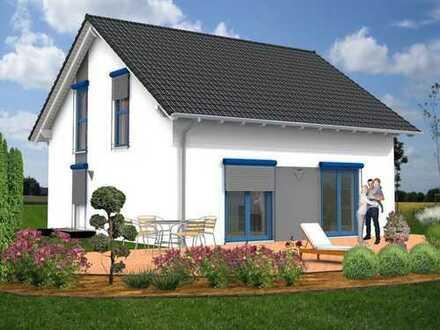 Bauen in Angermünde - KfW 55 - Klassik Haus spart 45% Energie