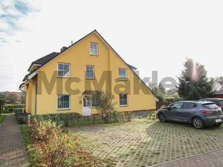 Direkt an der Ostsee: Charmante 3,5-Zi.-Maisonettewohnung mit Balkon in Zinnowitz