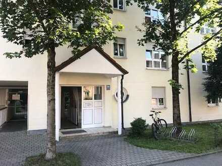 v.Privat - Schöne 1 Zimmerwohnung mit kleinem Garten in Trudering / Berg am Laim