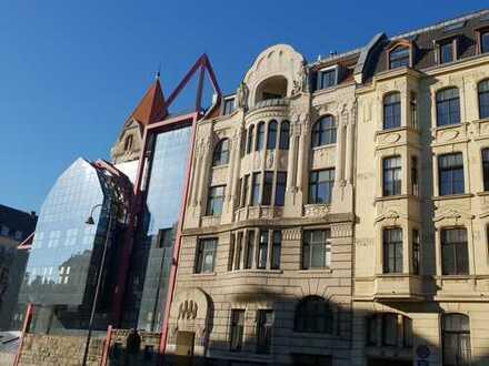 Maisonette-Wohnung im Belgisches Viertel